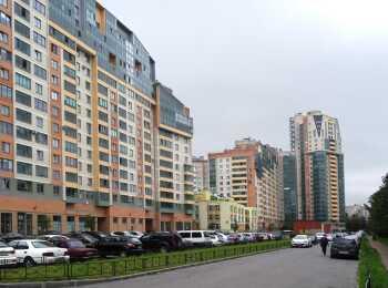 Единая архитектура жилых корпусов